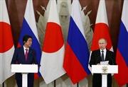 Tổng thống Nga Putin nhất trí ký Hiệp ước Hòa bình với Nhật Bản