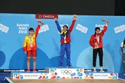 Olympic trẻ 2018: Hoàn thành sớm 'Mục tiêu Vàng' trong ngày thi đấu đầu tiên