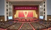 Chủ tịch Trung Quốc tái khẳng định Chủ nghĩa Marx là học thuyết dẫn đường
