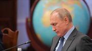 Tổng thống Nga Putin đến đảo Russky bằng trực thăng, chuẩn bị dự Hội nghị thượng đỉnh với Chủ tịch Triều Tiên