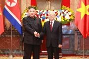 Chủ tịch Triều Tiên cảm ơn lãnh đạo Việt Nam gửi Điện mừng nhân dịp ông được bầu lại làm Chủ tịch Ủy ban Quốc vụ