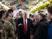 Mỹ yêu cầu mọi nhân viên không làm nhiệm vụ khẩn cấp rời khỏi Iraq giữa lúc căng thẳng với Iran leo thang