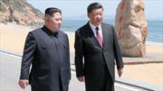 Hé lộ chương trình nghị sự của cuộc gặp thượng đỉnh Triều-Trung