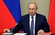 Tổng thống Putin họp khẩn Hội đồng An ninh Quốc gia vì Mỹ rút khỏi Hiệp ước INF