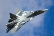 Video tiêm kích đa nhiệm Su-57E trình diễn tại Triển lãm MAKS-2019