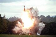 Triều Tiên phóng hai quả đạn chưa xác định ra phía Biển Nhật Bản