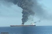 Nổ tàu chở dầu Iran: Khả năng bị tên lửa tấn công