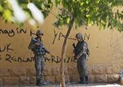 Binh sĩ Thổ Nhĩ Kỳ đầu tiên thiệt mạng trong chiến dịch 'Mùa xuân Hòa bình' ở Syria