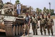 Quân đội Syria tham chiến, tiến lên phía Bắc ngăn chặn Thổ Nhĩ Kỳ