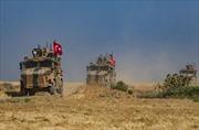Bộ binh Thổ Nhĩ Kỳ tràn qua biên giới, chính thức mở chiến dịch tấn công người Kurd ở Đông Bắc Syria