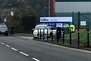 Cảnh sát Anh phát hiện 39 thi thể trong một container