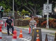 Súng nổ tại Căn cứ Hải quân Mỹ ở Trân Châu Cảng