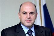 Tổng thống Putin chỉ định ông Mikhail Mishustin làm tân Thủ tướng Nga