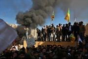 Giá dầu thế giới tăng đột biến sau vụ Mỹ không kích Baghdad khiến Tướng Iran thiệt mạng