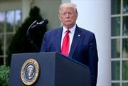 Tổng thống Trump công bố một số điều chỉnh trong chính sách với Trung Quốc