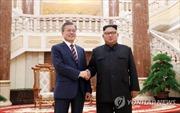 [Trực tiếp] Hội nghị Thượng đỉnh liên Triều bắt đầu ngày hội đàm thứ 2