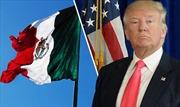 Tổng thống Trump áp thuế 5% với toàn bộ hàng hóa Mexico vì vấn đề nhập cư