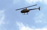 Máy bay trực thăng gặp nạn, bốc cháy ngùn ngụt tại Siberia