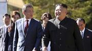 Nhà lãnh đạo Triều Tiên gửi 'tâm thư' cho Tổng thống Hàn Quốc