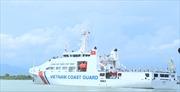 Tàu Cảnh sát biển 8001 lên đường thăm, giao lưu với lực lượng bảo vệ bờ biển Ấn Độ