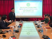 Hơn 160 người có uy tín sẽ được tôn vinh trong chương trình 'Điểm tựa bản làng'