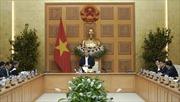 Thủ tướng Nguyễn Xuân Phúc làm việc với các nhà khoa học về chiến lược phát triển đất nước