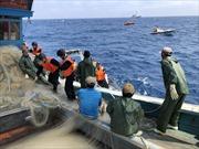 Kết thúc chuyến kiểm tra liên hợp nghề cá Vịnh Bắc Bộ giữa Việt Nam - Trung Quốc năm 2019