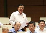 Bộ trưởng Đinh Tiến Dũng: Thu thuế taxi công nghệ là hoàn toàn chính xác
