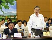 Bộ trưởng Tô Lâm: Tiếp tục tấn công trấn áp tội phạm tín dụng đen