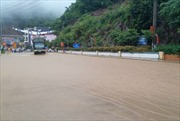 Tập trung ứng phó, khắc phục hậu quả mưa lũ do bão số 3 gây ra