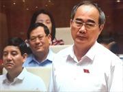 Bí thư Thành ủy Thành phố Hồ Chí Minh: Làm việc 9 - 10 giờ/ ngày quanh cả năm thì không thể có gia đình hạnh phúc
