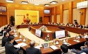Ủy ban Thường vụ Quốc hội đồng ý sắp xếp đơn vị hành chính của 11 tỉnh, thành phố
