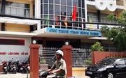 Cảnh cáo nguyên Cục trưởng Cục Thuế tỉnh Bình Định