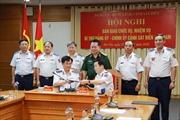 Tân Chính ủy Bộ Tư lệnh Cảnh sát biển Việt Nam nhận nhiệm vụ