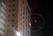 Cháy bên trong cao ốc Waseco Building, nhiều người hoảng loạn tháo chạy