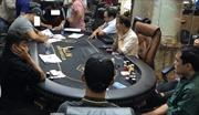 Triệt phá tổ chức cờ bạc trá hình bằng hình thức Poker do Việt kiều điều hành