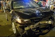 Lái xe BMW gây tai nạn liên hoàn tại ngã tư Hàng Xanh: Do chiếc giày cao gót vướng chân ga