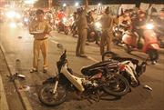 Vụ tai nạn khiến 1 người chết, 4 người bị thương: Tài xế khai do đạp nhầm chân ga