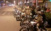 Cảnh sát giao thông toàn quốc đồng loạt ra quân đảm bảo trật tự an toàn giao thông