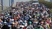 Cửa ngõ Thành phố Hồ Chí Minh kẹt cứng nhiều giờ, xe cộ nhích từng bước