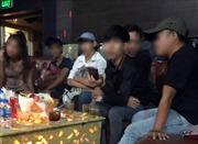 Phát hiện nhiều 'dân bay' sử dụng ma túy trong vũ trường Đông Kinh