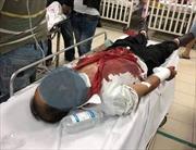 Một tài xế taxi bị cắt cổ cướp tài sản ở TP Hồ Chí Minh