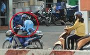 Mở đợt cao điểm xử phạt lái xe ôm công nghệ vi phạm luật giao thông