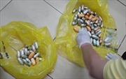 Nuốt gần 1,6kg cocain để vận chuyển từ châu Phi về Việt Nam