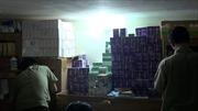 Phát hiện hơn 7.000 hộp thuốc tân dược nghi nhập lậu