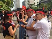 Lữ hành tung tour đi Indonesia cổ vũ đội Olympic Việt Nam