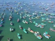 Bị 'hớp hồn' với vẻ đẹp hoang sơ, biển xanh cát trắng tuyệt đẹp của đảo Hòn Thơm