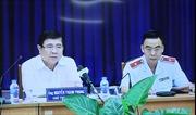 Lãnh đạo TP Hồ Chí Minh lắng nghe người dân Thủ Thiêm để bổ sung chính sách hỗ trợ