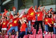 Người hâm mộ đua nhau mua tour sang Malaysia cổ vũ tuyển Việt Nam