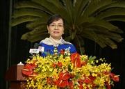 Bế mạc kì họp lần thứ 12 HĐND TP Hồ Chí Minh: Thông qua 23 nghị quyết quan trọng